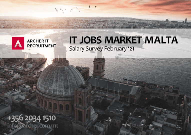 Archer IT Recruitment Malta IT Salary Survey 2021